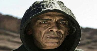 شبيه اوباما يجسد الشيطان مسلسل