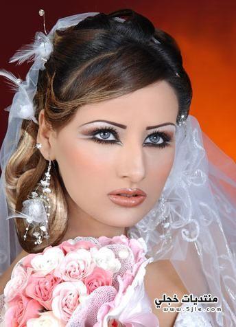 مكياج سهرات 2013, مكياج عرايس