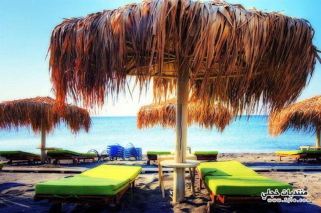 جزيرة سانتوريني اليونانية 2014 سياحيه