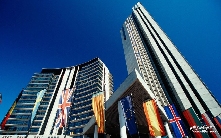 اطول فنادق العالم تسيطر قائمة