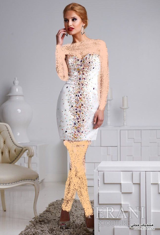 الفساتين القصيرة مجموعه فساتين قصيرة
