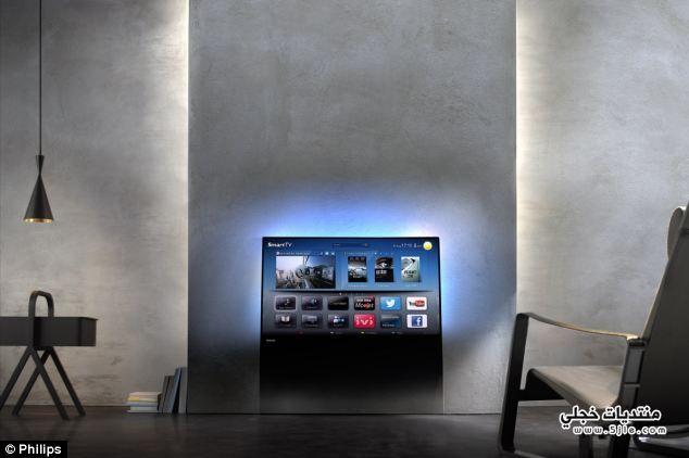 تلفزيون شفاف تلفزيون شفاف Philips