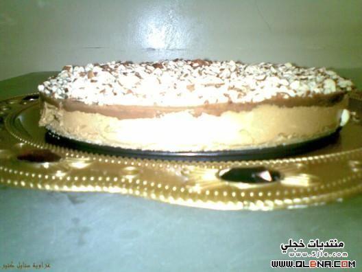 تشيز بالشيكولاته 2014 ،Cheesecake chocolate