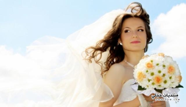 بشرة العروس الزفاف خلطات طبيعية