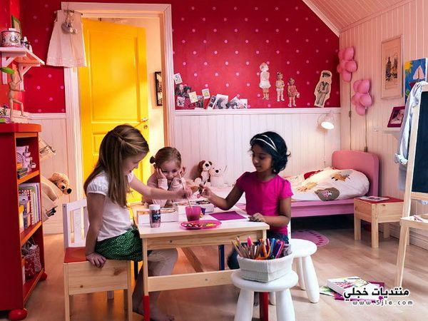 اطفال ايكيا 2015
