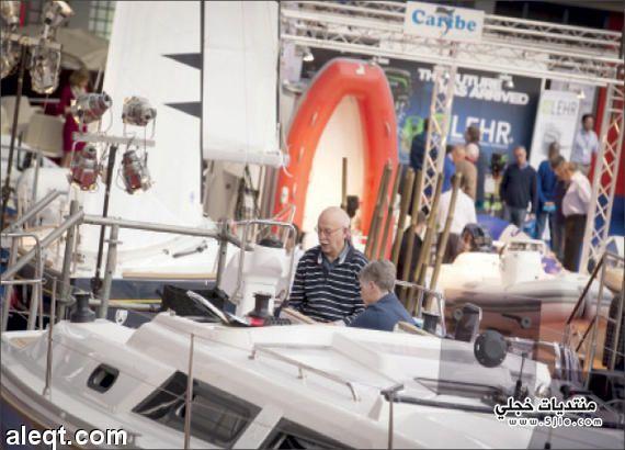 معرض القوارب الدولي 2014 فعاليات