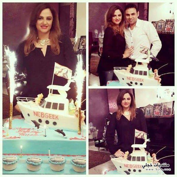 باسكال مشعلاني تحتفل بعيد ميلادها
