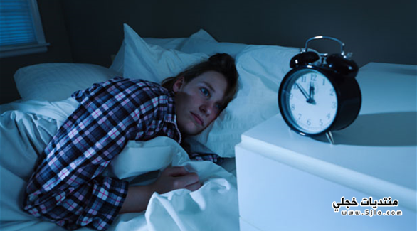 طريقة للنوم بسهولة والتغلب الارق