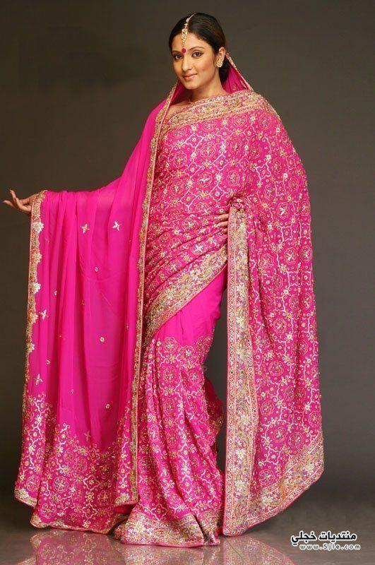 اثواب هندية 2014 ملابس هندية