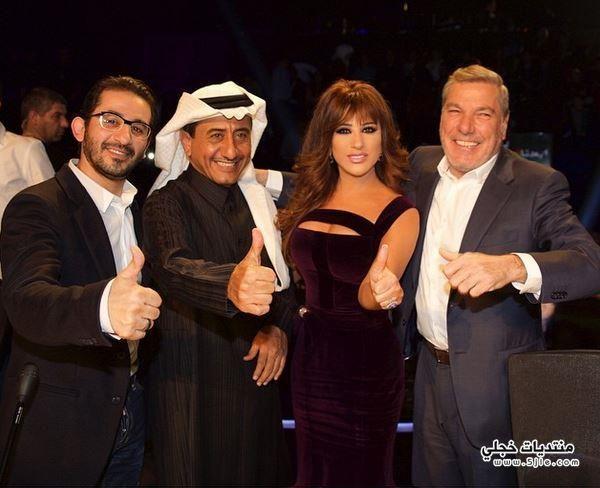 لجنة تحكيم Arabs Talent 2016