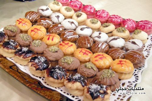 حلويات العيد 2015