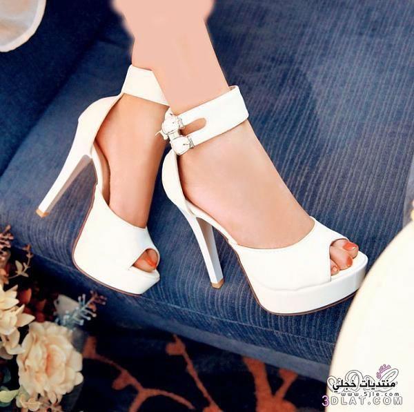 احذية عالي للسهرات 2016 احذية