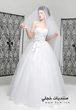 تصميمات فساتين زفاف 2018