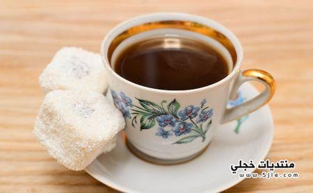 جوزة الطيب القهوة الشاي