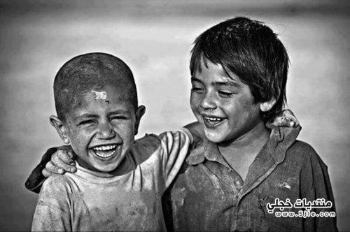 رمزيات ابتسامة الفقراء