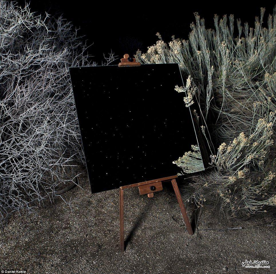 جمال الطبيعة مرايا ضخمة2014 تصوير