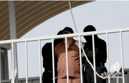 اعدام شنقا بالكويت .....