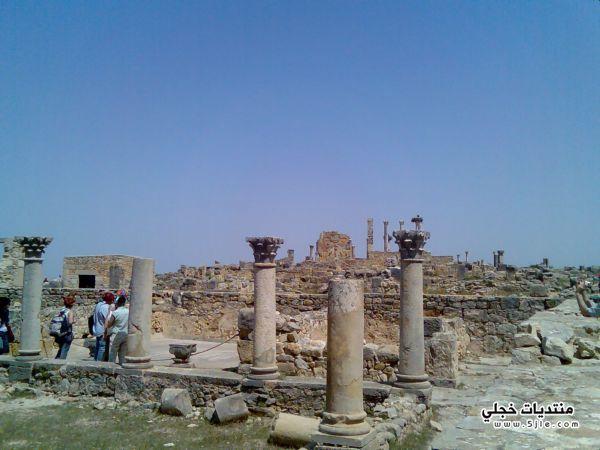 مدينة وليلي المغربية 2013 مدينة