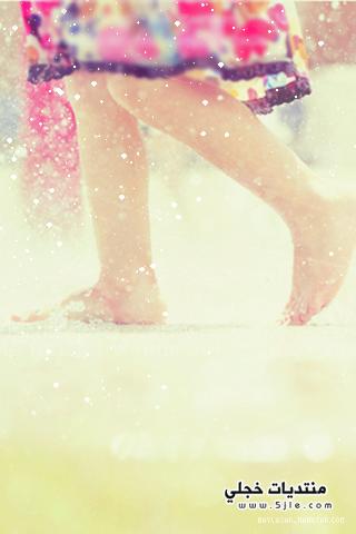خلفيات الأطفال للايفون 2014 جديده