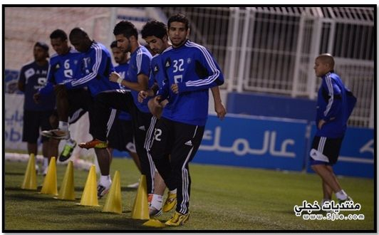 مباراة الهلال والاهلي الدوري 2013