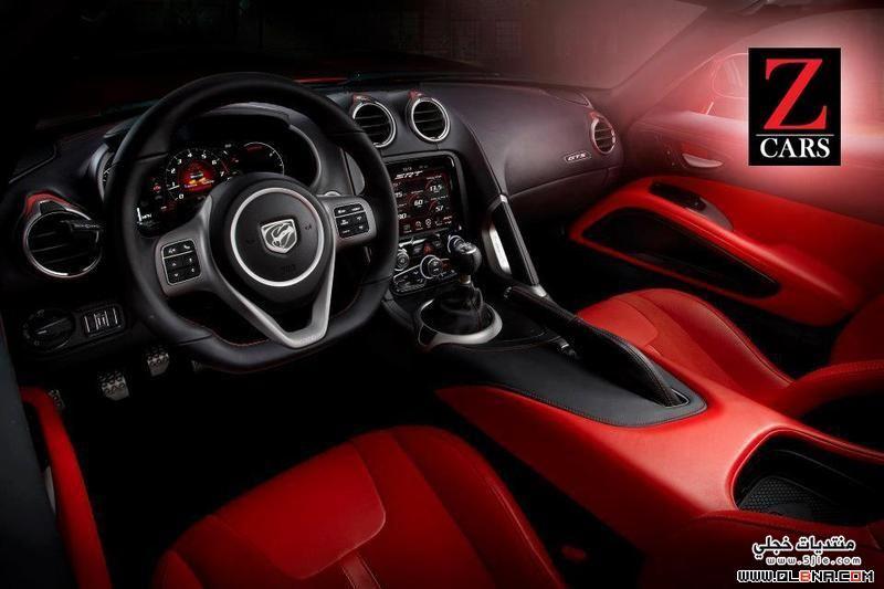 دودج فايبر 2013 Dodge Viper