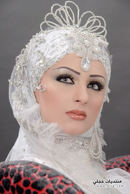 احلى مكياج عرايس 2013 مكياج