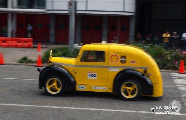 ماراثون السيارات الصغيرة ماراثون السيارات