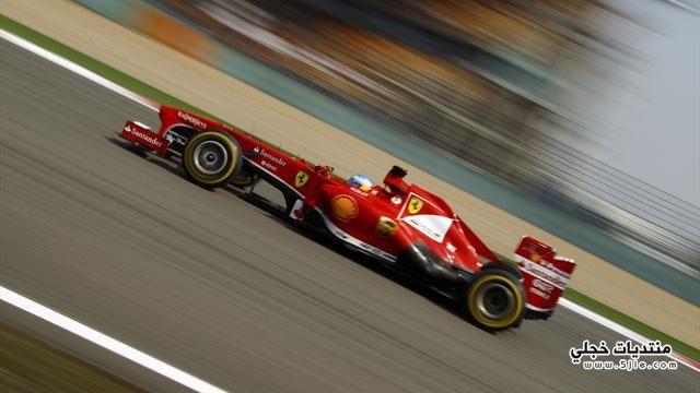 الونسو يفوز بسباق الصين للفورمولا
