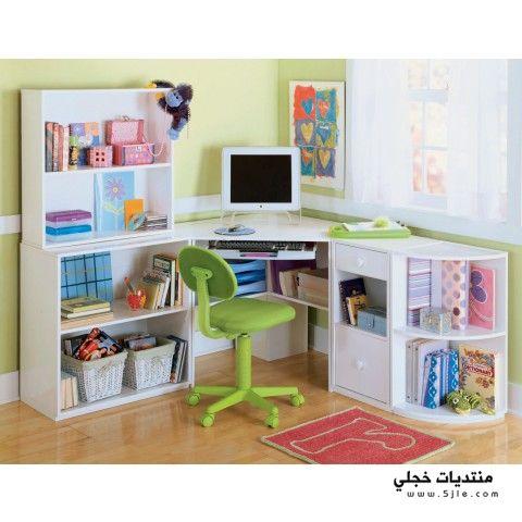 مكاتب كمبيوتر لغرف الاطفال 2014