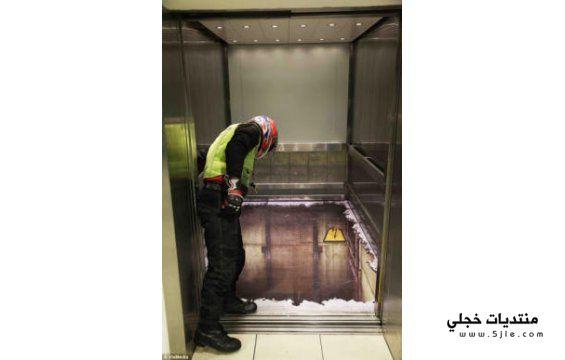 مصعد ارضية مصعد بدون ارضية
