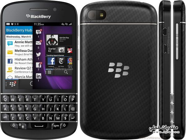 BlackBerry Q10 , بلاك بيري q10 , بلاك بيري كيو 10