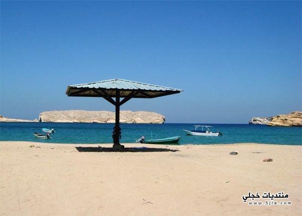 الشواطئ البحريّة مُحافظة مسقط 2013