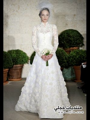 فساتين فينتاج للزفاف 2013 اروع