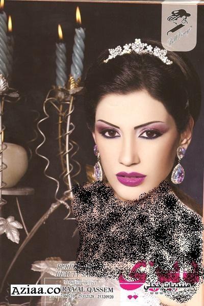 مكياج لبناني للعروس 2013 لبناني