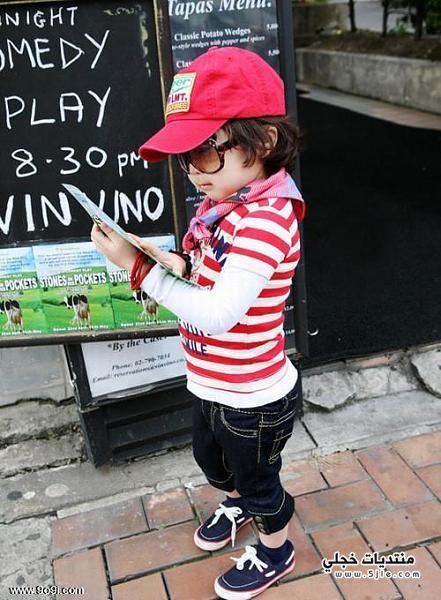 اروع ازياء عالمية للاطفال 2013