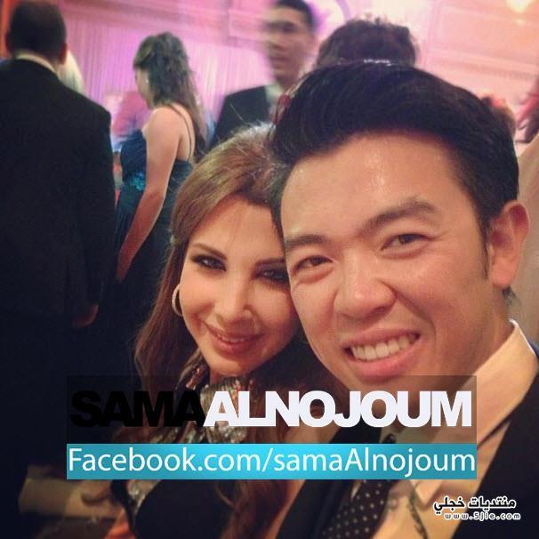 زفاف الشافعي 2013 ,صور نانسي