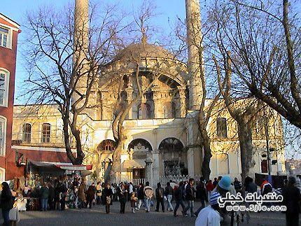 مسجد كأني اكلت تركيا 2014