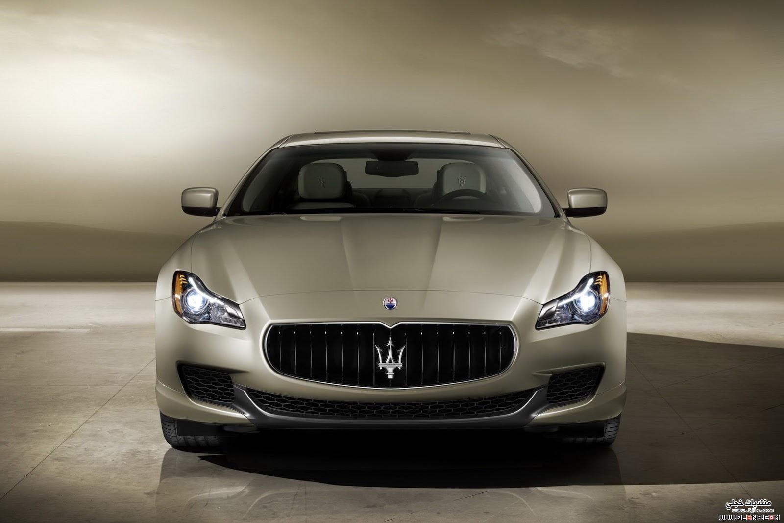 مازيراتي 2013 Maserati Quattroporte 2014