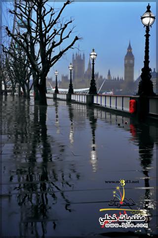 خلفيات ايفون 2014 خلفيات لندن