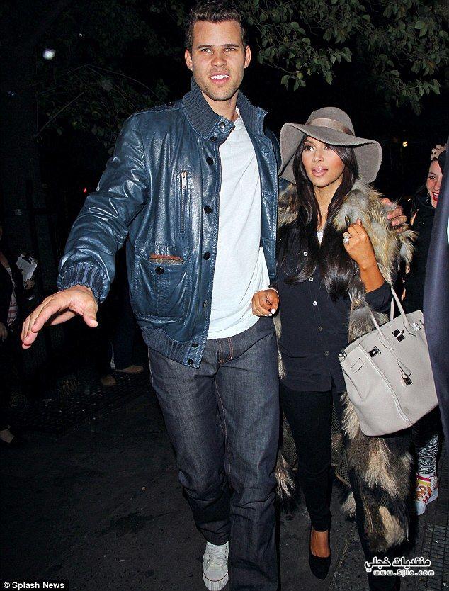 تسوية بطلاق كاردشيان وهمرفيس kardashian