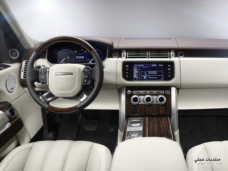 روفر 2014- سيارة الرنج روفر