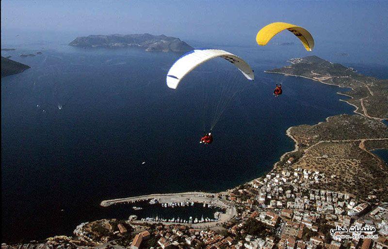 مدينة انطاليا التركية 2014 السياحة