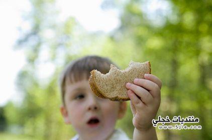 فوائد الخبز الاسمر للاطفال 2013-