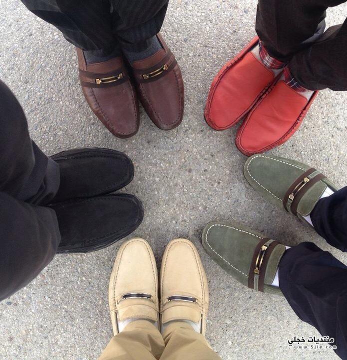 ارقى احذيه الشباب 2013 ملابس