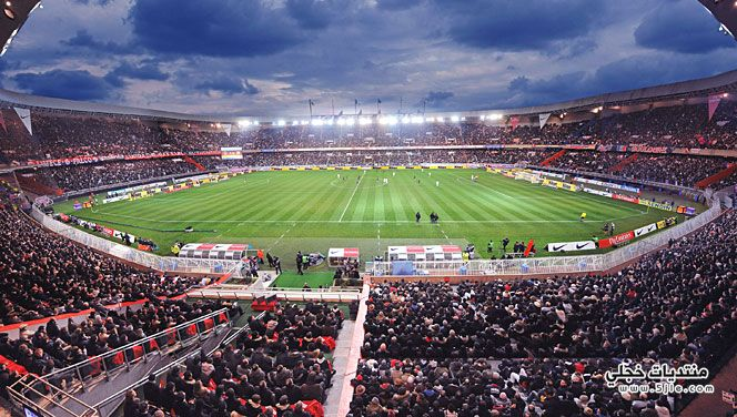 مباراة برشلونة وباريس جيرمان 2013
