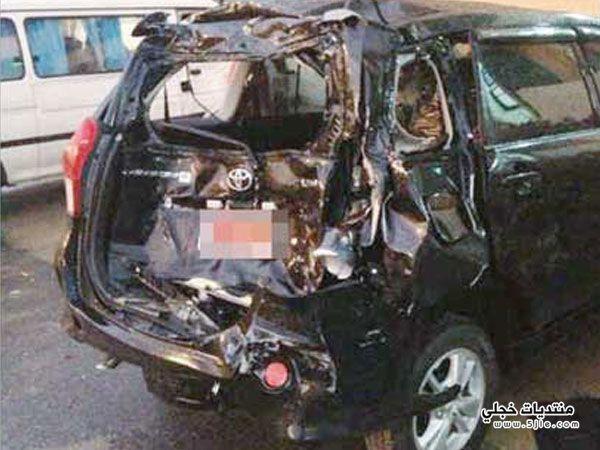 حادث الفنانتين وشهد تايلاند حادث