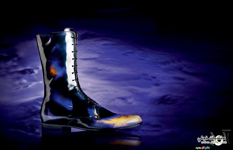 مجموعة احذيه ماركة قوتشي 2013