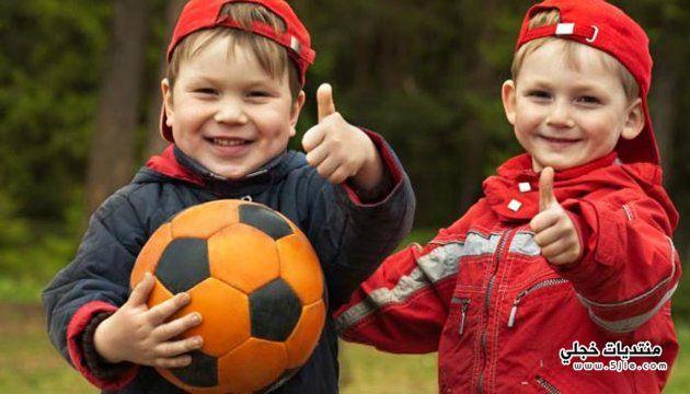الطفل والرياضة 2013- اختيار الرياضة