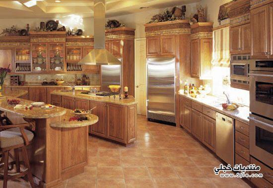 اجدد ديكورات جنان للمطبخ 2013