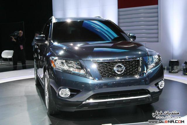 نيسان باثفندر 2013 Nissan Pathfinder